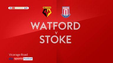 Watford 3-2 Stoke