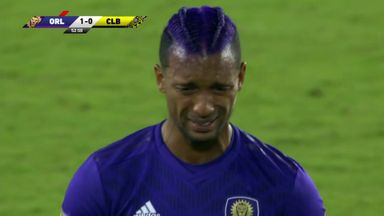 Nani brought to tears