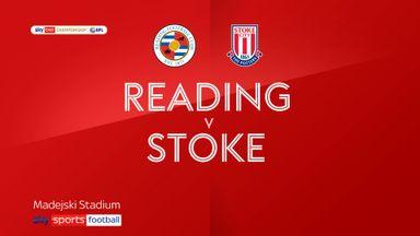 Reading 0-3 Stoke