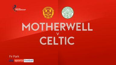 Motherwell 1-4 Celtic