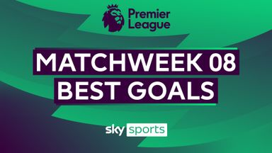 PL Best Goals: Matchweek 8