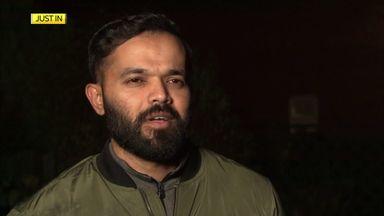 Rafiq: It's been a difficult process