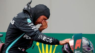 Hamilton: We dreamed of this as kids
