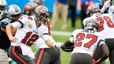 Buccaneers 46-23 Panthers