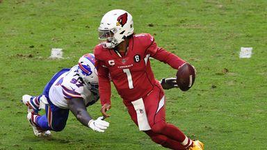 Bills 30-32 Cardinals