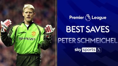 Peter Schmeichel's best PL Saves