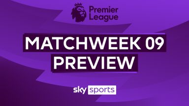 Premier League Matchweek 9 Preview