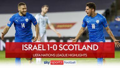 Israel 1-0 Scotland