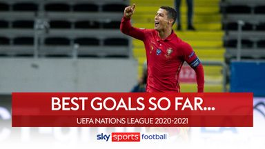 Best Goals of the Nations League 2020-21