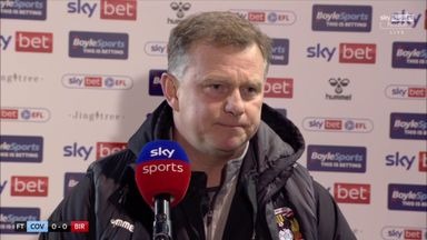 Robins: We have to take the positives