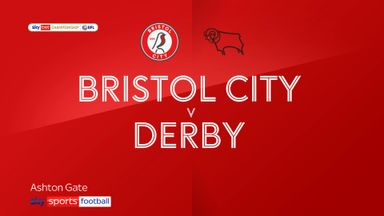 Bristol City 1-0 Derby