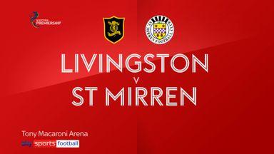 Livngston 0-1 St Mirren