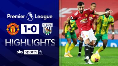 Man Utd stumble to win after penalty drama