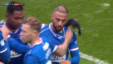 Roofe doubles Rangers' lead