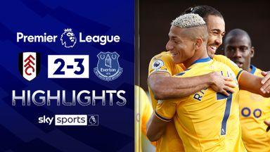 Calvert-Lewin scores twice in Everton win