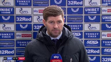 Gerrard: I can't ask for more