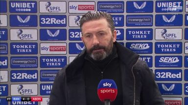 McInnes: Things went against us