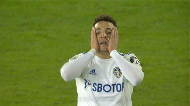 Rodrigo shot goes agonisingly wide (77)
