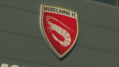 Morcambe 'ready to go' for fans return