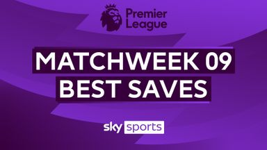 PL Best Saves: Matchweek 9