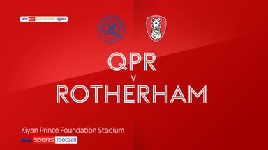 QPR 3-2 Rotherham