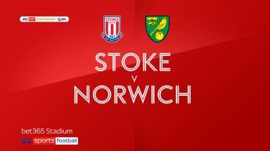 Stoke 2-3 Norwich