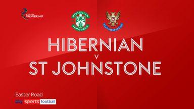 Hibernian 2-2 St Johnstone