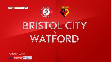 Bristol City 0-0 Watford