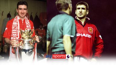 On this day: Cantona signs for Man Utd