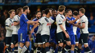 PL Vault: Chelsea 2-2 Tottenham (2016)