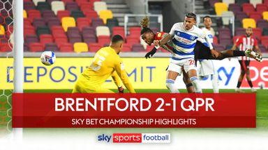Brentford 2-1 QPR