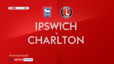 Ipswich 0-2 Charlton
