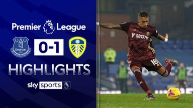 Raphinha stars as Leeds win at Everton