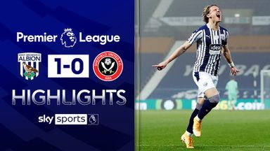 Gallagher goal gives WBA huge win