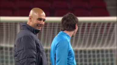 Will Messi join Pep at Man City?