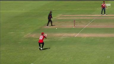 Klaasen done by the slower bouncer