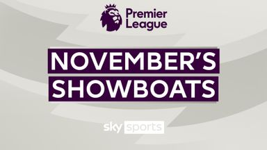 PL Showboats of the Month: November