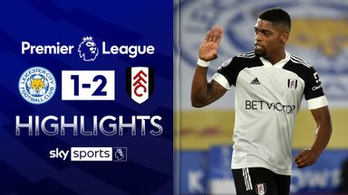 Fulham stun Leicester at King Power