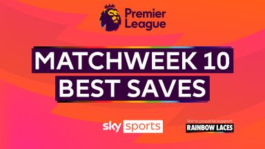 PL Best Saves: Matchweek 10