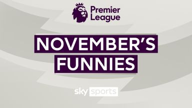 PL Funnies of the Month: November