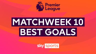 PL Best Goals: Matchweek 10