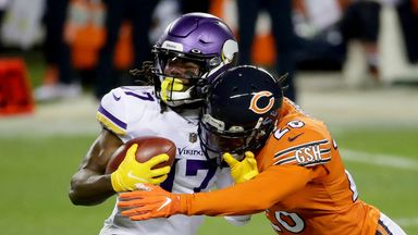 Vikings 19-13 Bears