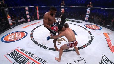Bellator's craziest finishes
