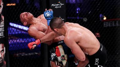 Best finishes from Bellator 252