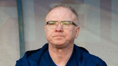 McLeish: Scotland 'looked the business' in Serbia win