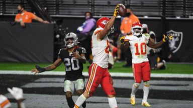 Chiefs win at the death thanks to Kelce