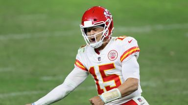 Mahomes best plays in Chiefs' success