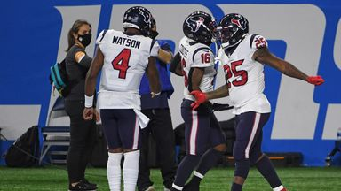Johnson's brilliant TD for Texans