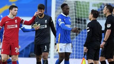 Potter: Penalty was not stonewall