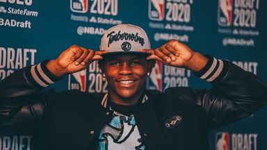 Edwards: Timberwolves the perfect fit